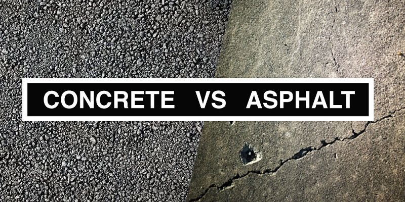 Concrete Vs. Asphalt Roads — Which Is Better? – AtlantisFiber™